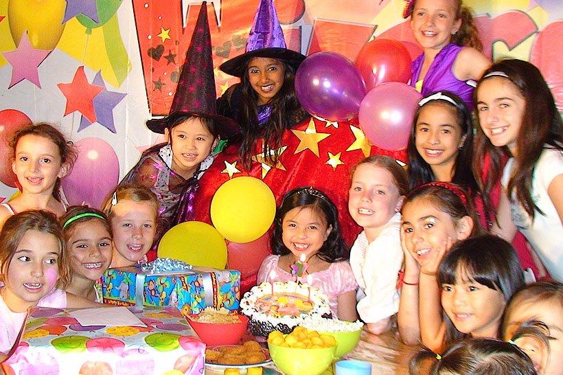 Kids Activities Birthday Parties