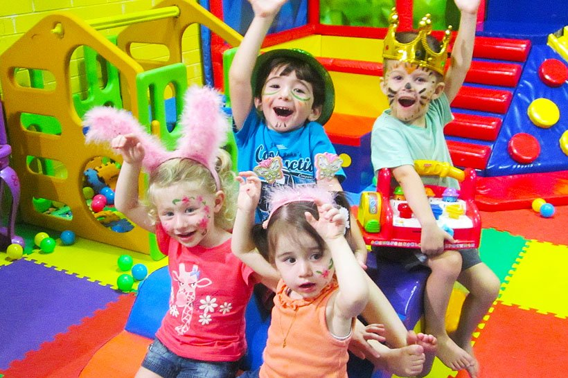 Kids Party Oz Funland Toddlers Play