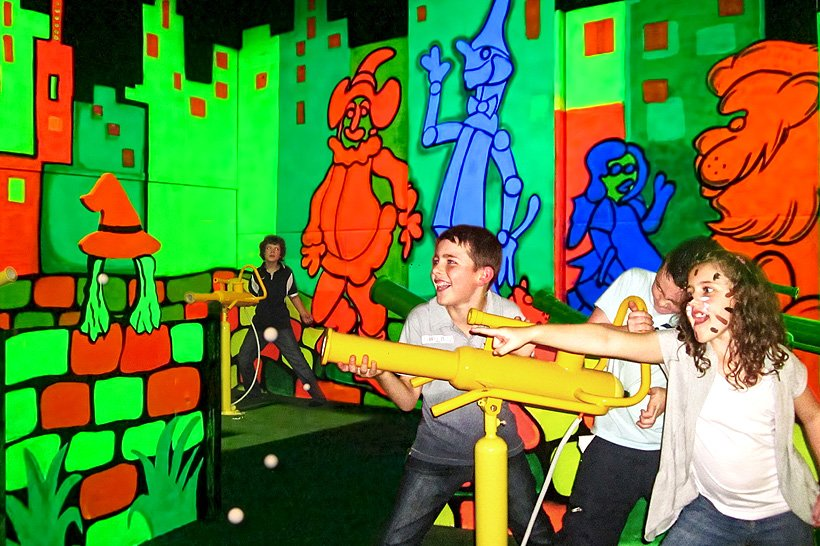 Kids Activities Oz Balladrome