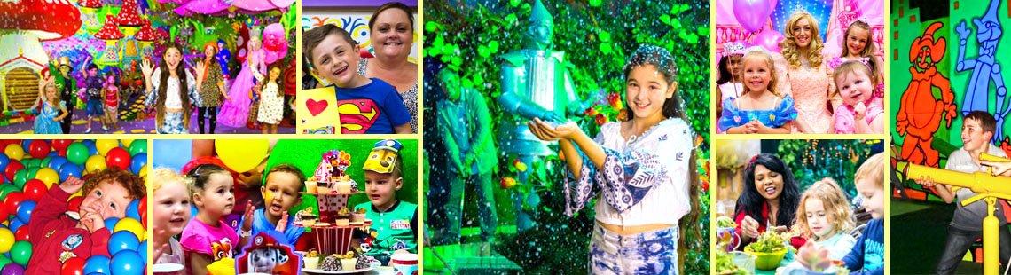 Kids franchise for sale - Oz Funland