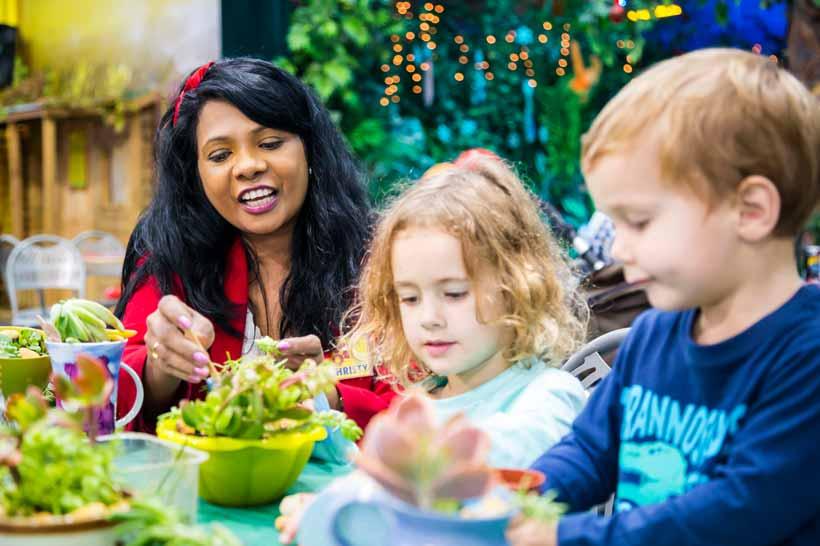 Kids Activities - Craft - Oz Funland