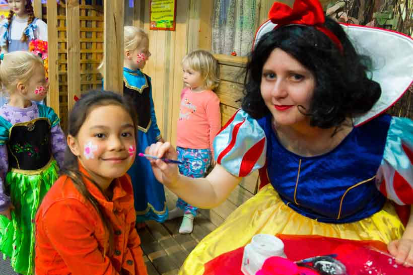 Kids Activities Face Painting Oz Funland
