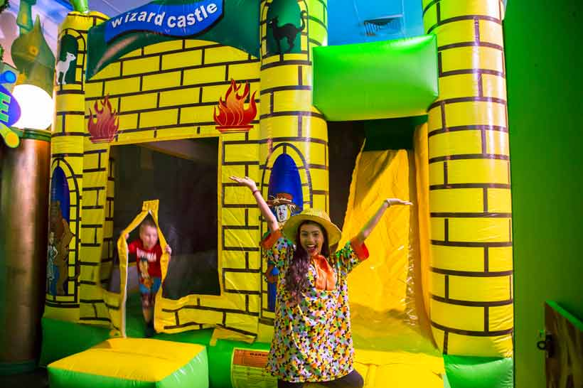 Kids Activities Oz Funland Jumping Castle