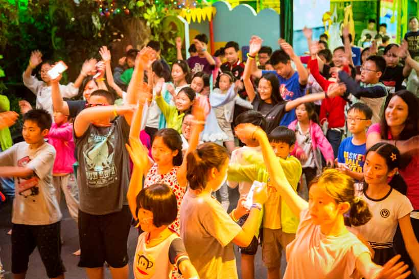 Oz Funland Kids Activities