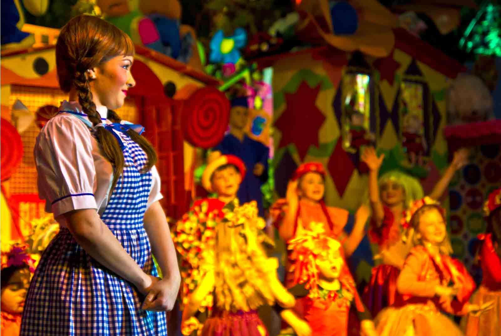 School excursions bringing fairytales andstories alive
