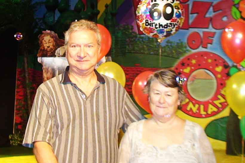 Venue Hire Sydney Oz Funland 60th Birthdays
