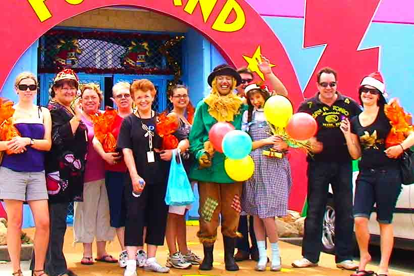 Venue Hire Sydney Oz Funland Office Parties