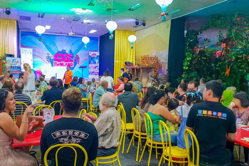 Venue Hire Sydney Oz Funland 1st Birthdays