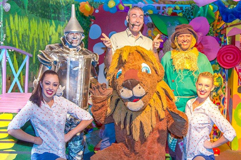Venue Hire Sydney Oz Funland Fundraisers
